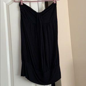 Garage strapless Mini Dress